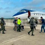 Ejecutan la extradición de alias la Silla: se lo llevaron de Barranquilla