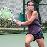 María Gabriela Mejía se impone en el Torneo Cosat de Tenis