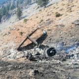 Mueren los ocho tripulantes del avión antiincendios estrellado en Turquía