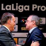 El Real Madrid desmiente que estudiase abandonar la Liga de España