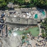 Tormenta Grace pone en alerta a Haití, devastado por terremoto
