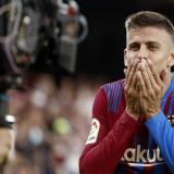 """""""El resto de capitanes también están a punto de ajustarse su salario"""": Gerard Piqué"""