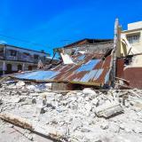 """""""Olvidemos nuestras disputas, ayudemos a los más pobres y necesitados"""", primer ministro de Haití"""
