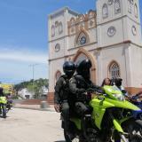 El Goes refuerza la seguridad en Sucre
