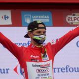 El estonio Rein Taaramae, nuevo líder de la Vuelta a España