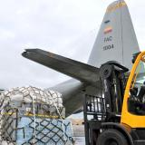 Colombia envía 16 toneladas de ayuda y equipo de rescate a Haití