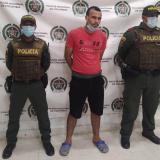 Cayó con 20 papeletas de cocaína en Riohacha