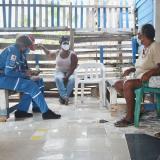Inició proceso de caracterización en las zonas de alto riesgo en Cartagena