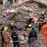 Sigue en ascenso el número de muertos por terremoto en Haití