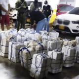 Cae cargamento de 600 kilos de cocaína en Villa Campestre