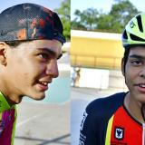 Hermanos Jaramillo, pedalistas con brillo