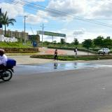 Vecinos de Puerta Dorada piden instalación de señales viales
