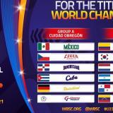 Colombia ya conoce sus rivales en la Copa Mundial de Béisbol WBSC Sub-23