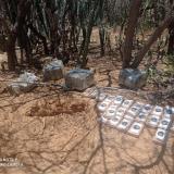 Incautan 104 kilos de cocaína en una caleta subterránea en la Alta Guajira