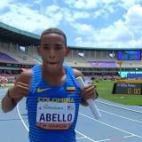 Néider Abello disputará una final en Mundial de Atletismo Sub-20