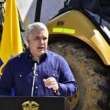 Valoramos la disposición de recibir afganos por parte del alcalde Pumarejo: Duque