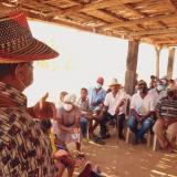Guajira Azul inicia Círculos de la Palabra con la comunidad wayuu
