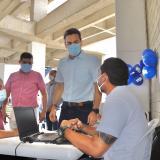Agotadas las vacunas destinadas para primeras dosis en Montería
