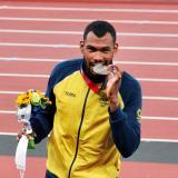 Le componen canción al medallista olímpico Anthony Zambrano