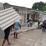 Alcaldía de Soledad realiza censo para entrega de ayudas humanitarias