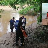 Rescatan cuerpo de hombre desaparecido en Ranchería en predios de Cerrejón