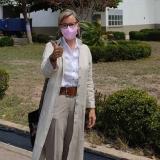 La Embajadora de la Unión Europea visita La Guajira