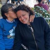 Claudia López reveló que perdió un bebé junto a su pareja Angélica Lozano