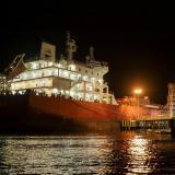 Arribó a Cartagena buque con gasolina para la Costa Caribe
