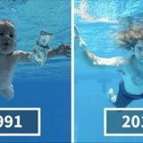 """El niño de """"Nevermind"""" demanda a Nirvana por pornografía infantil"""
