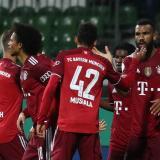Bayern Múnich consiguió una goleada histórica en la Copa de Alemania