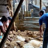 Inundaciones dejan más de 100 familias afectadas en Sabanalarga