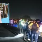 Mujer muere tras ser atropellada por un bus sobre el puente de la Cordialidad