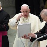 """""""Por desgracia hay hipocresía en la iglesia y entre sus ministros"""": papa Francisco"""