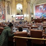 Pasa primer debate la reforma tributaria