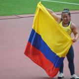 Colombia sigue imparable en los Paralímpicos: plata en lanzamiento de bala