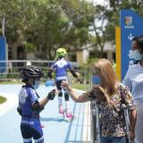 Gobernación entregó parque en Juan de Acosta