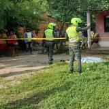 Asesinan a tiros a un hombre en la entrada de Varela, Zona Bananera