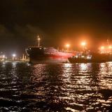 Buque con gasolina ingresó la zona portuaria de Barranquilla