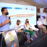 Firman pacto de empleabilidad para 300 jóvenes en Valledupar