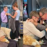 Acto de amor: cada semana le propone matrimonio a su esposa con Alzheimer