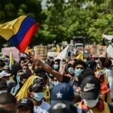 Fiscalía reveló a la CIDH que 57 personas murieron durante las protestas en Colombia