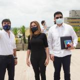 Barranquilla y Santo Domingo estrechan lazos