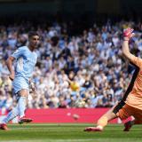 Ferrán Torres propicia la goleada del Manchester City al Arsenal con Odegaard