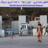 Dron de EE. UU. ejecutó a dos miembros del EI en Afganistán e hirió a otro