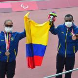 Angie Pabón le regaló el cuarto metal de bronce a Colombia en Paralímpicos