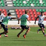 La Selección Colombia ya trabaja en Santa Cruz de la Sierra