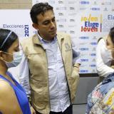 Cifra histórica: 39.903 candidatos inscritos a los consejos de juventud