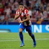 Luis Suárez sufre un edema en la rodilla izquierda y no estará con Uruguay