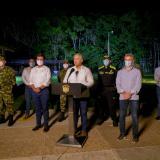 Presidente Iván Duque anunció que Eln sería responsable de ataque en Cúcuta