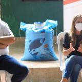 Gobernación entregó 5 mil alevinos de tilapia e insumos a la etnia Mokaná